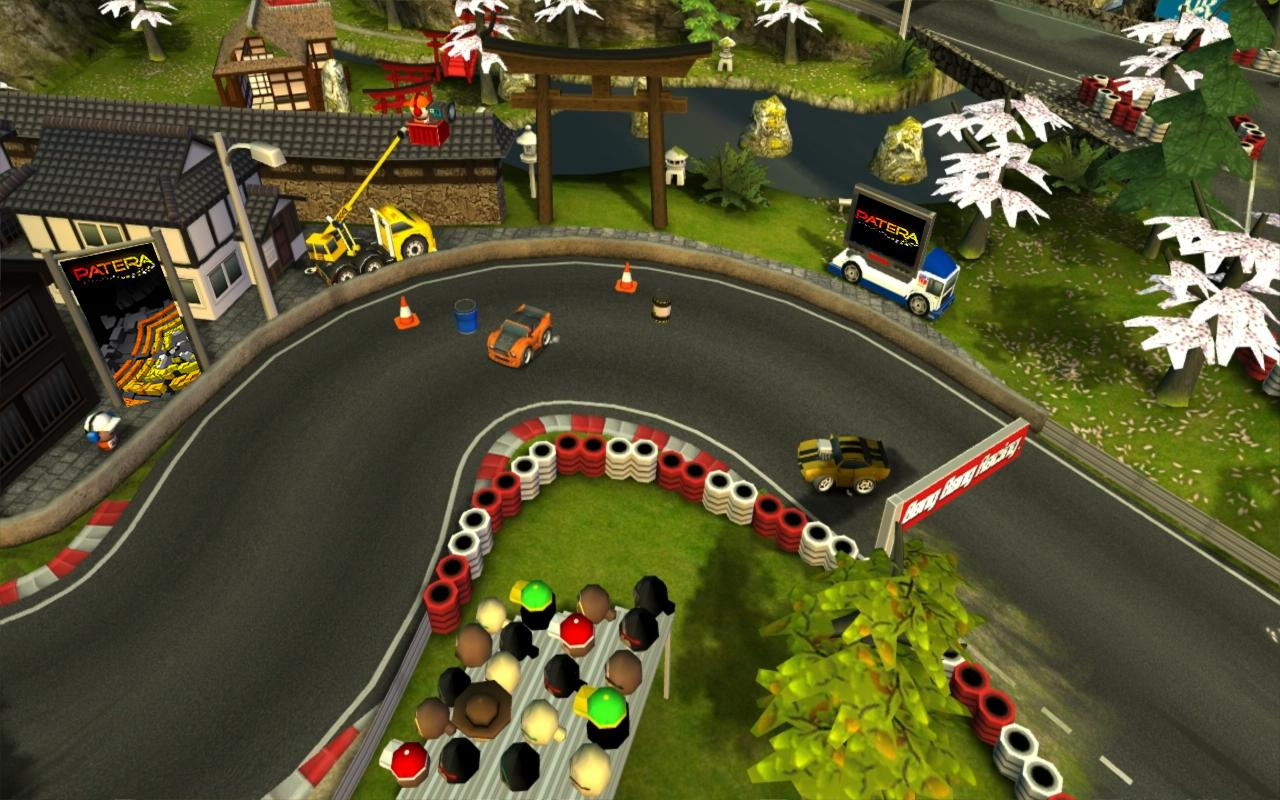 Bang Bang Racing THD - screenshot