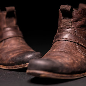 BOOTS by John Siryana - Artistic Objects Clothing & Accessories