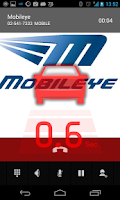 Screenshot of Mobileye 5 - Series pro app