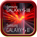Galaxy S3 and S2 WallPaper icon