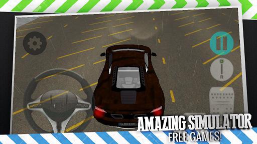 【免費模擬App】新的運動汽車賽2014年-APP點子
