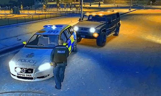 Police Car Duty