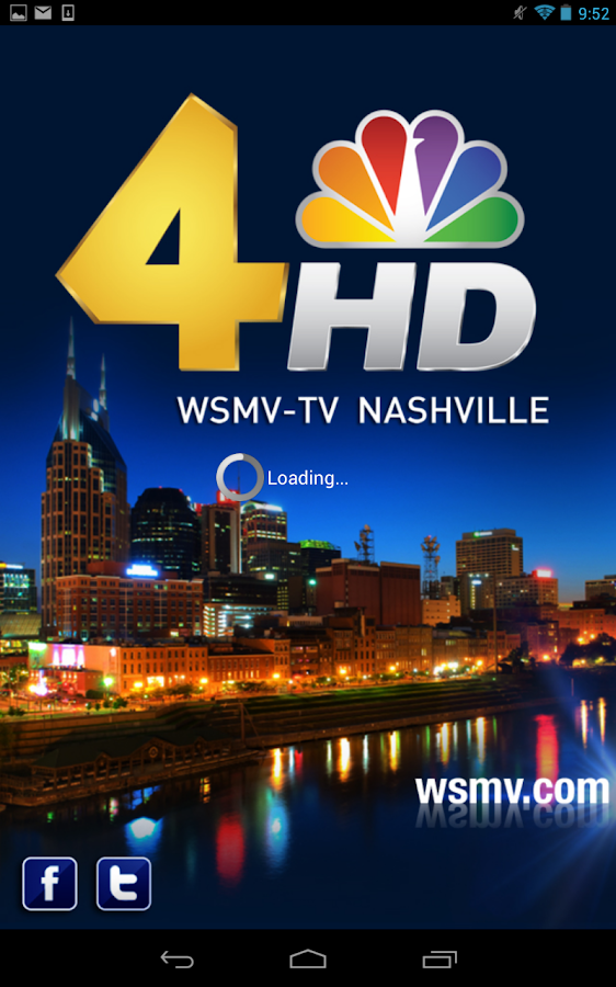 WSMV Channel 4 - screenshot