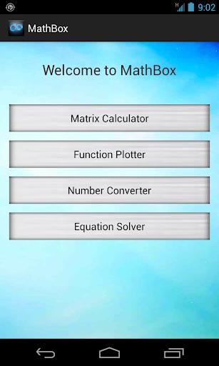 MathBox