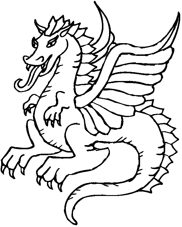 Dragon city para colorear - Imagui