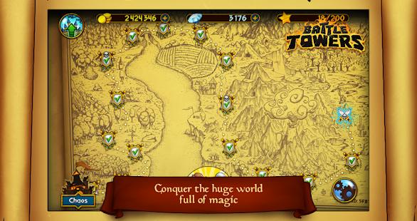 Battle Towers Screenshot 21