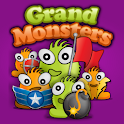 Grand Monsters logo