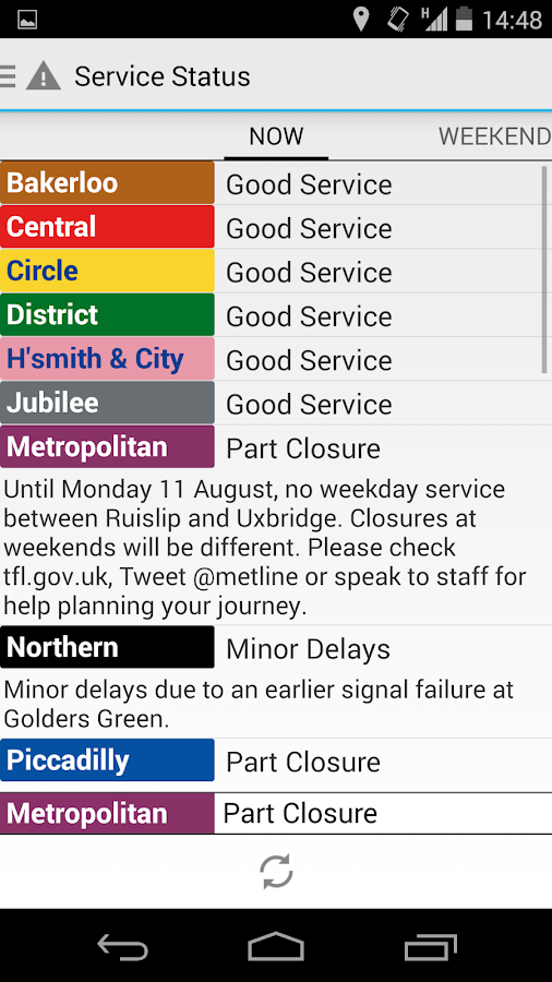 London Transport Pro- screenshot
