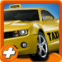 City Taxi Parking Simulator icon