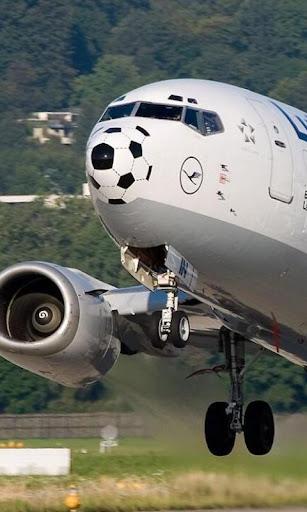 Passenger Airliner wallpaper