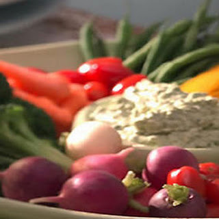 Ricotta Dip For Vegetables