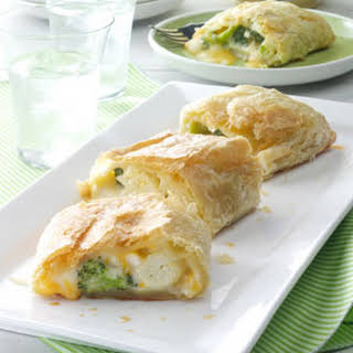 Floret Cheese Strudel.