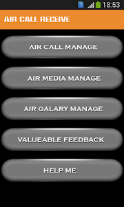 Air call Receive v2.4
