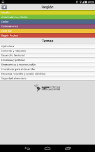 Agronoticias FAO - screenshot thumbnail