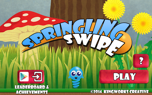 Springling Swipe- screenshot thumbnail