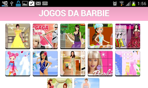 Jogos da Barbie - screenshot thumbnail