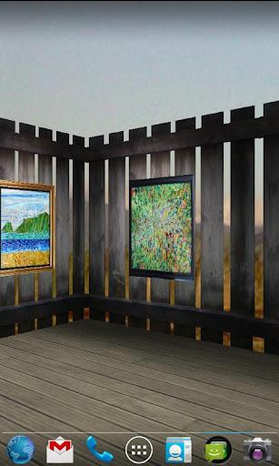 【免費個人化App】Glass Gallery Live Wallpaper-APP點子
