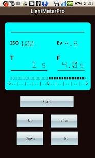 數位測光表 Digital Light Meter Pro