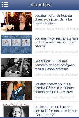 "Louane ""Chambre 12"" - screenshot"