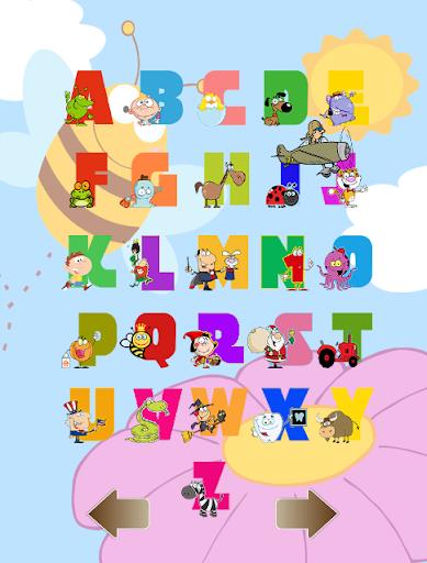 ABC英語のアルファベット