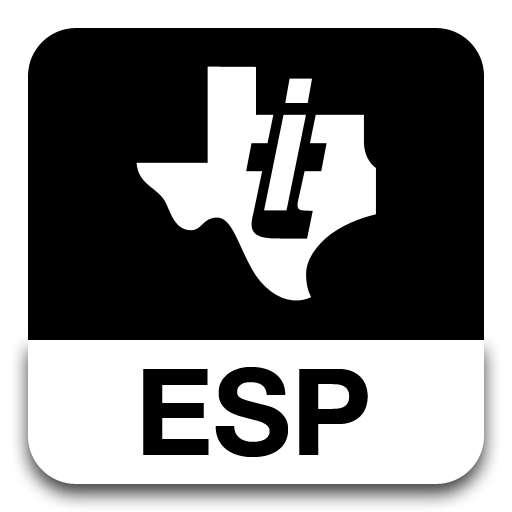 Texas Instruments ESP Mobile 商業 App LOGO-硬是要APP