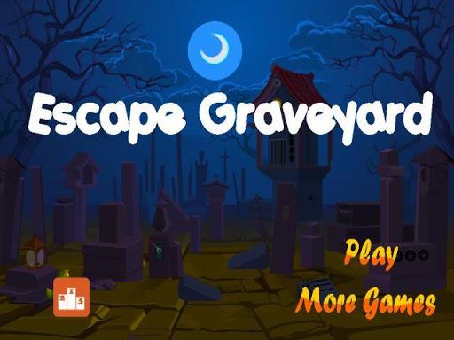 密室逃脫:墓地之謎 - 史上最陰森的解密遊戲