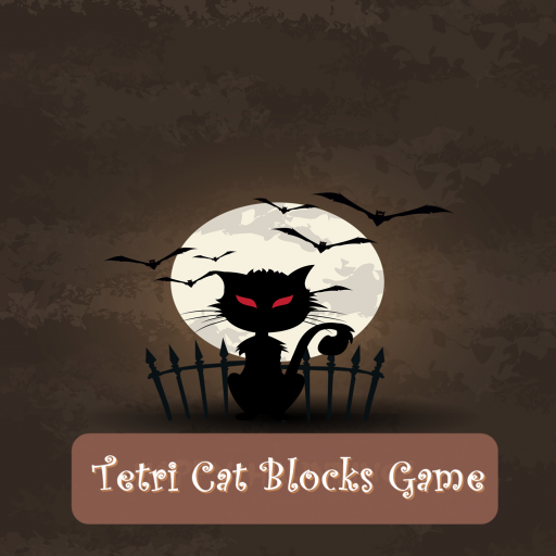 Tetri Cat Blocks Game