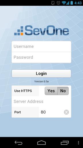 SevOne Mobile 5.3