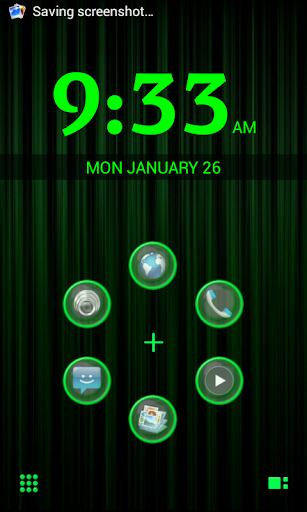 SL Green Light Theme