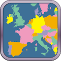 Europe Map Puzzle icon