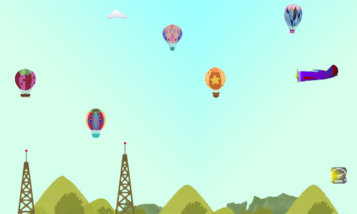 Great hot air balloon race android apps on google play for Free balloon games