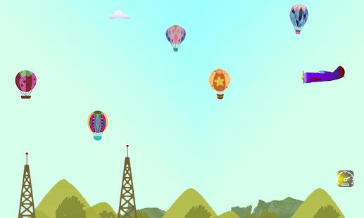 大熱氣球比賽