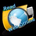 Read Web Offline icon