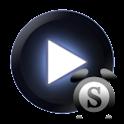 PowerAMP ShakeMusicTimer Trial logo