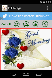 Good Morning Greeting Messages screenshot 1