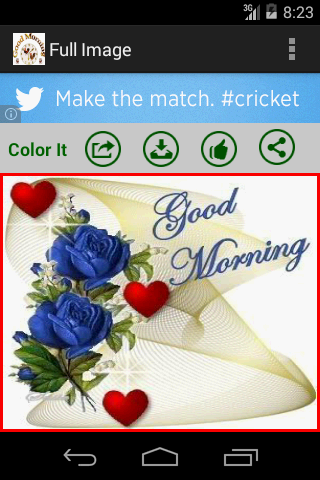 Good Morning Greeting Messages - Android Apps on Google Play