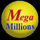 Mega Millions App icon