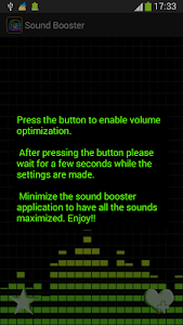 Sound Booster screenshot 1