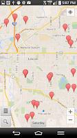 Screenshot of Garage Sales, Everywhere!