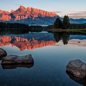 P0269-Lake-Minnewanka-Sunrise.jpg