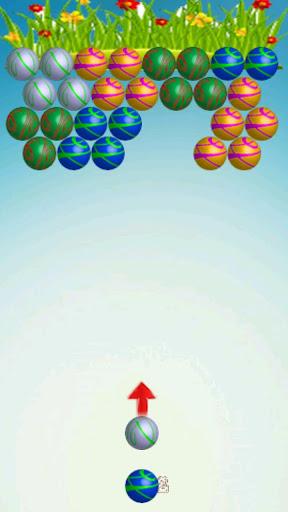 新しいバブルシューターゲーム