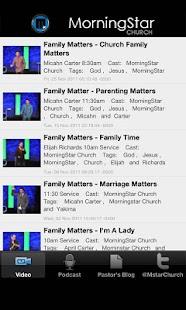 Morning Star Church- screenshot thumbnail
