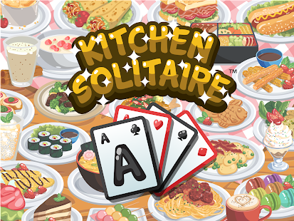 Kitchen Solitaire- screenshot thumbnail