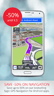 GPS Navigation & Maps Sygic - screenshot thumbnail