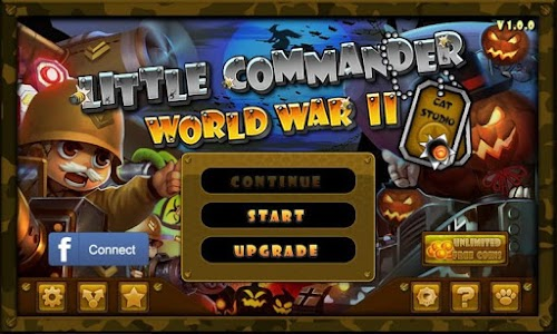 Little Commander WW2 Halloween v1.5.3