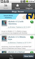 Screenshot of Clickteam Community Forum