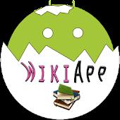 WikiApp - Wikipedia's app