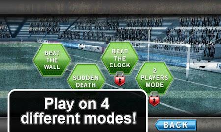 Soccer Free Kicks Screenshot 5