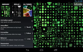 Screenshot of Ditalix Live Wallpapers