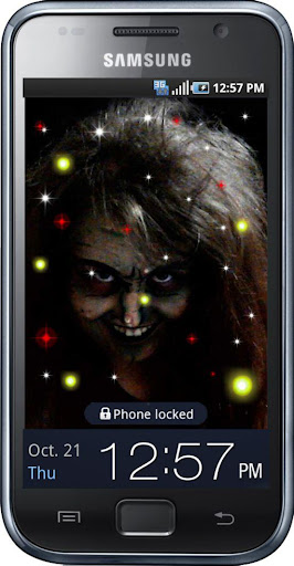 Horror Scary Free HD LWP